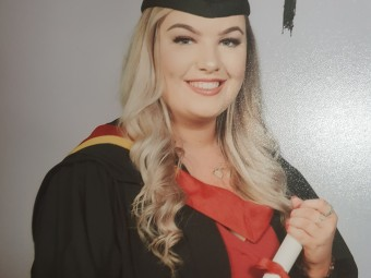 Graduation - Hannah Craig