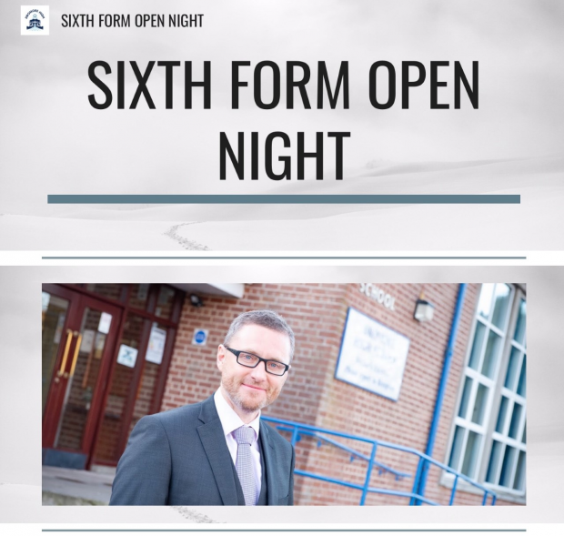 6th Form Open Night Site
