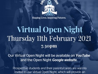 Virtual Open Night