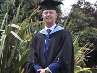 Graduation - Alexander Walker