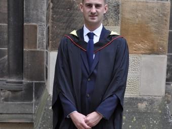Graduation - Matthew Walker