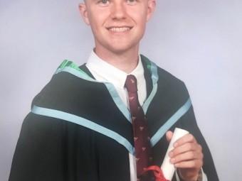 Graduation - Kurtis Bain