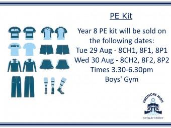 Y8 PE Kit Sales